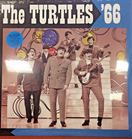Used Vinyl The Turtles- The Turtles '66 (Sealed)