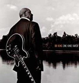 Used CD B.B. King- One Kind Favor