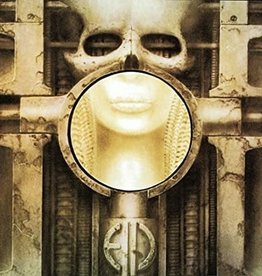 Used CD Emerson Lake & Palmer- Brain Salad Surgery (DVD Audio)