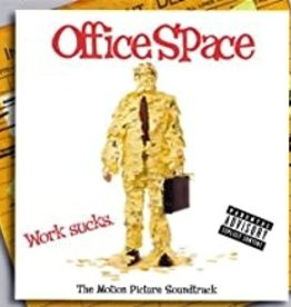 Used CD Office Space Soundtrack