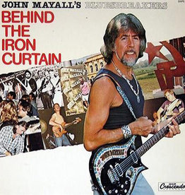 Used Vinyl John Mayall- Behind the Iron Curtain