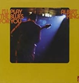 Used CD Albert King- I'll Play The Blues For You