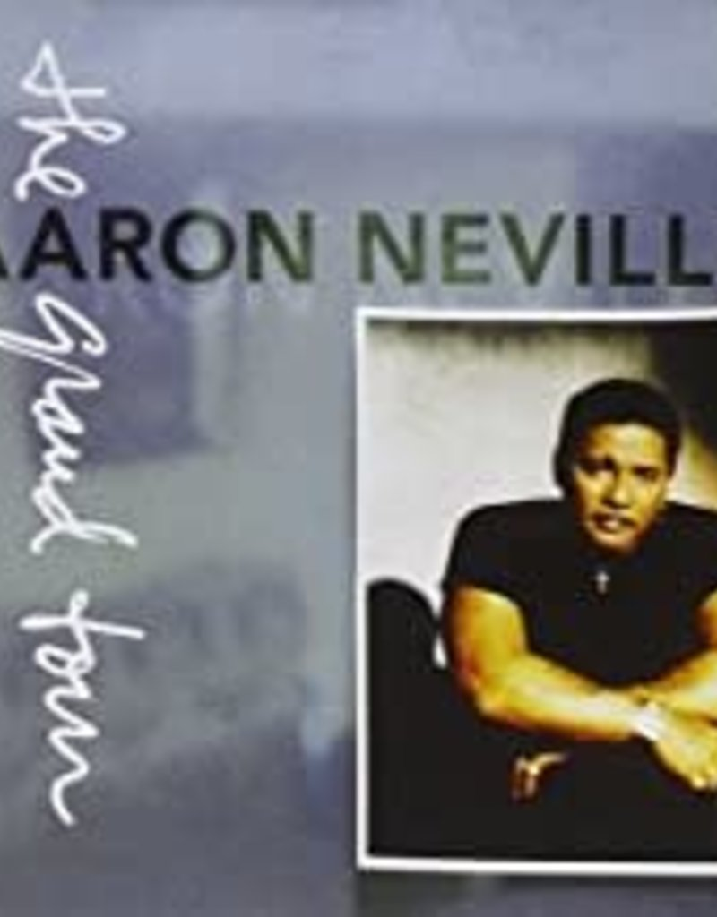 Used CD Aaron Neville- The Grand Tour