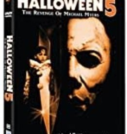 Used DVD Halloween 5