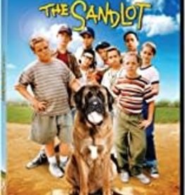 Used DVD The Sandlot