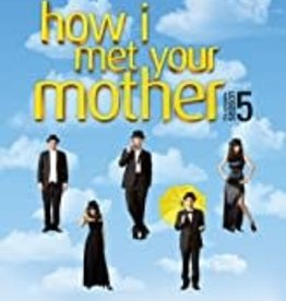 Used DVD How I Met Your Mother: Season 5