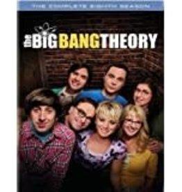 Used DVD Big Bang Theory Season 8