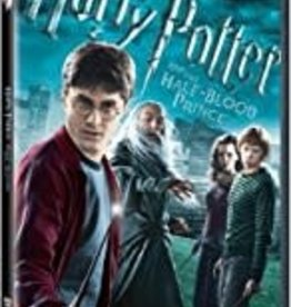 Used DVD Harry Potter And The Half-Blood Prince