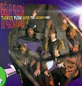 Used CD Bela Fleck And The Flecktones- Three Flew Over The Cuckoo's Nest
