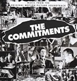 Used CD The Commitments Soundtrack