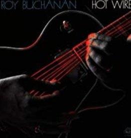 Used CD Roy Buchanan- Hot Wires