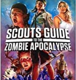 Used BluRay Scouts Guide To The Zombie Apocalypse