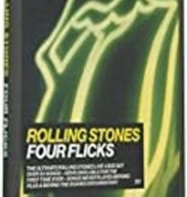 Used DVD Rolling Stones- Four Flicks