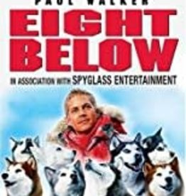 Used DVD Eight Below