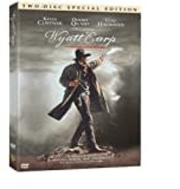 Used DVD Wyatt Earp
