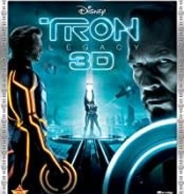 Used BluRay Tron Legacy 3D