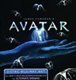 Used BluRay Avatar (3 Disc Deluxe)