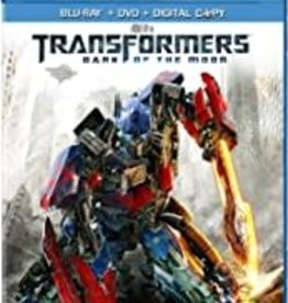 Used BluRay Transformers: Dark Of The Moon