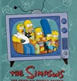 Used DVD The Simpsons: The Complete Second Season