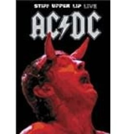 Used DVD AC/DC- Stiff Upper Lip Live