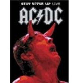 Used DVD AC/DC- Stiff Upper Lip Live