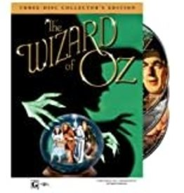Used DVD Wizard of Oz: Collector's Edition