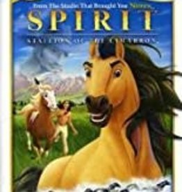 Used DVD Spirit Stallion Of The Cimarron