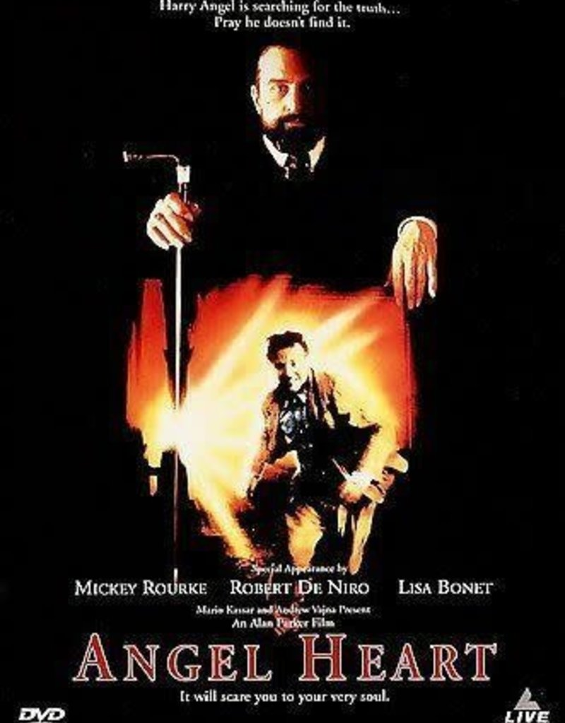 Used DVD Angel Heart