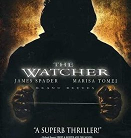 Used DVD The Watcher