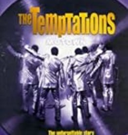 Used DVD The Temptations (1998)
