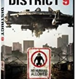 Used DVD District 9
