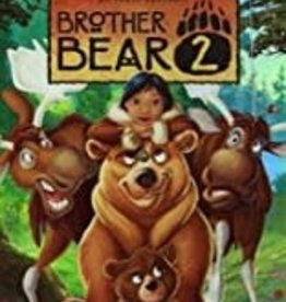 Used DVD Brother Bear 2