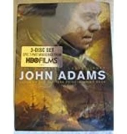 Used DVD John Adams