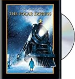 Used DVD The Polar Express