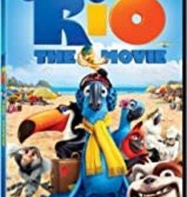 Used DVD Rio