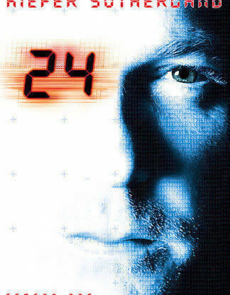 Used DVD 24: Season 1