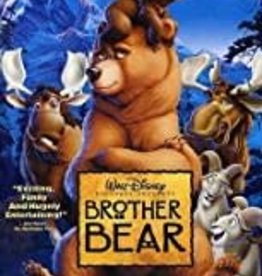 Used DVD Brother Bear