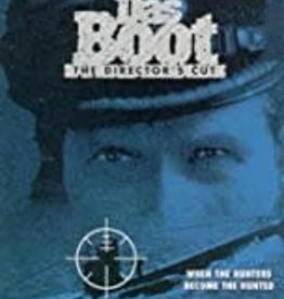 Used DVD Das Boot