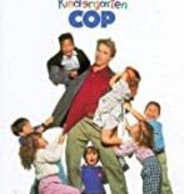 Used DVD Kindergarten Cop