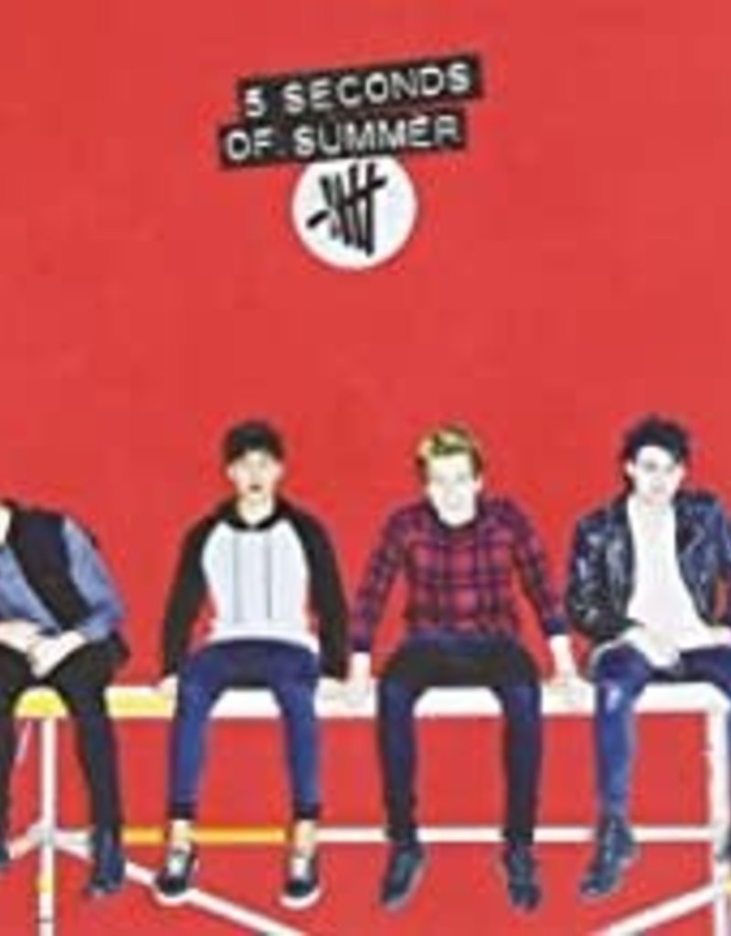 Used CD 5 Seconds of Summer- 5 Seconds of Summer