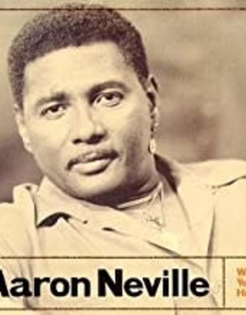 Used CD Aaron Neville- Warm Your Heart