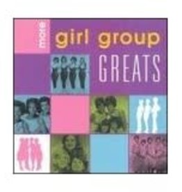 Used CD Various- More Girl Group Greats