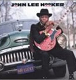 Used CD John Lee Hooker- Mr Lucky