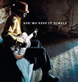 Used CD Keb' Mo'- Keep It Simple