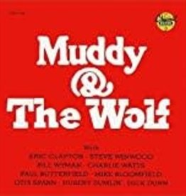 Used CD Muddy Waters/Howlin' Wolf- Muddy & The Wolf