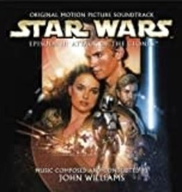 Used CD Star Wars Episode 2: Attack of the Clones Original Motion Picture Soundtrack