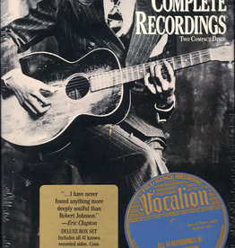 Used CD Robert Johnson- The Complete Recordings