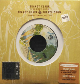 Used 7 Brandy Clark/Sheryl Crow- Girl Next Door / Homecoming Queen (RSD16)