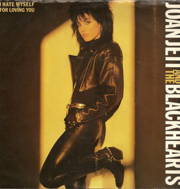 Used 7 Joan Jett And The Blackhearts- I Hate Myself For Loving You