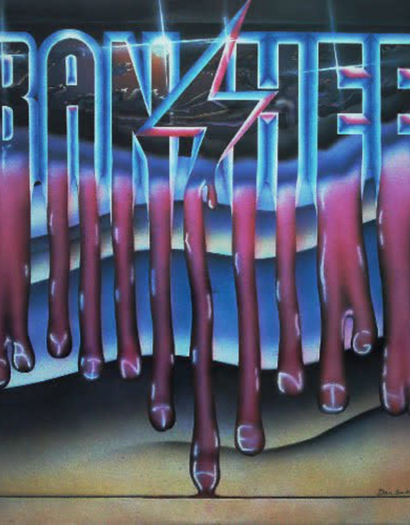 Used Vinyl Banshee- Cry In The Night
